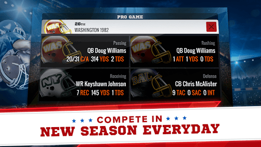 CBS Sports Franchise Football APK screenshot 1