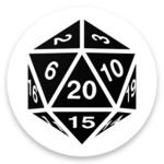 RPG Simple Dice icon
