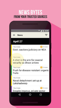 IAS UPSC by Civilsdaily APK screenshot 1