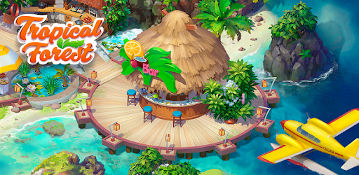 Tropical Forest: Match 3 Story pc screenshot