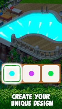 Tropical Forest: Match 3 Story APK screenshot 1
