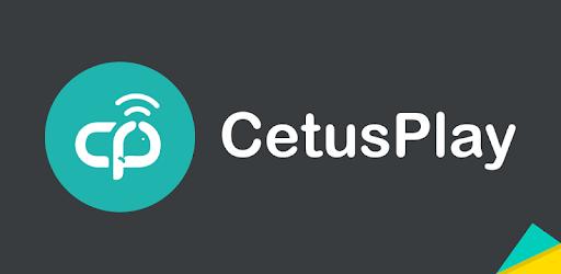 CetusPlay - TV Remote Server Receiver pc screenshot