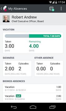 Cezanne HR for Mobile APK screenshot 1
