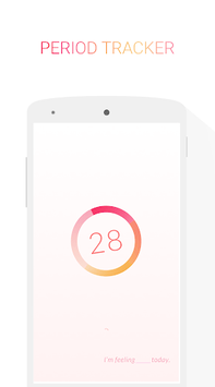 Period Tracker APK screenshot 1