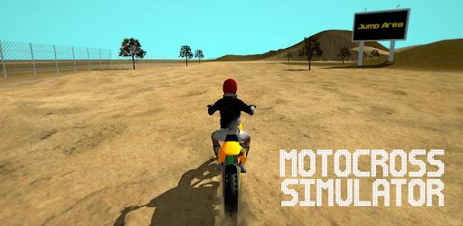 Motocross Motorbike Simulator Offroad pc screenshot