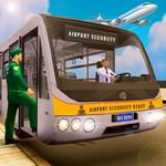 Airport Security Staff Police Bus Driver Simulator APK icon