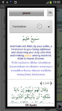 Islam: The Noble Quran APK screenshot 1