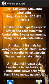 Nyimbo Za Kristo APK screenshot 1