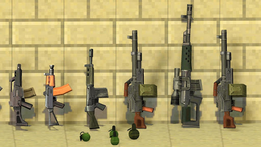 StrikeBox: Sandbox&Shooter APK screenshot 1