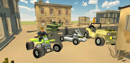 StrikeFortressBox pc screenshot