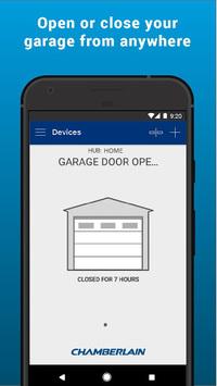 MyQ Smart Garage Control APK screenshot 1
