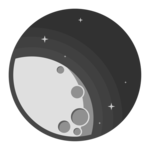 MOON - Current Moon Phase icon