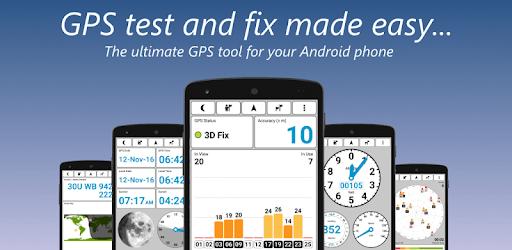 GPS Test pc screenshot