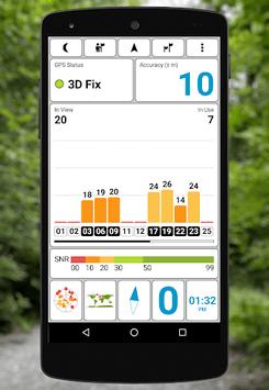 GPS Test APK screenshot 1