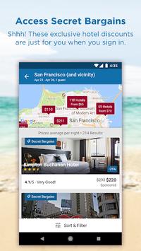 CheapTickets – Hotels, Flights & Travel Deals APK screenshot 1