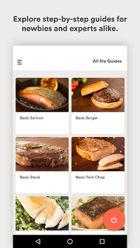 Joule: Sous Vide by ChefSteps APK screenshot 1