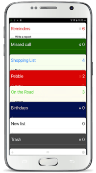 Reminders APK screenshot 1