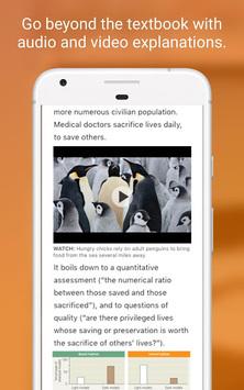 Chegg eReader – Read eBooks APK screenshot 1
