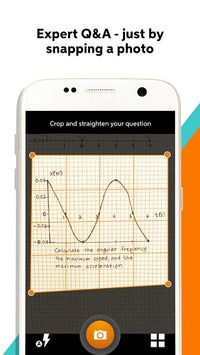 Chegg Study - Homework Help APK screenshot 1