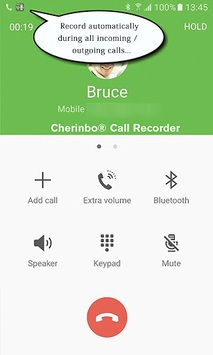 Call Recorder ACR: Record voice clearly, Backup APK screenshot 1