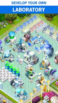 My Hospital: Build. Farm. Heal APK screenshot 1