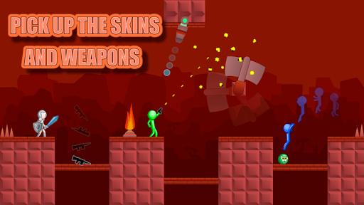 Stick Man Game APK screenshot 1