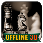 Chess Offline 3D icon