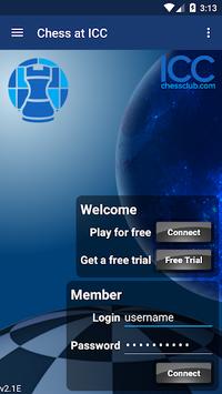 Chess at ICC apk screenshot 1