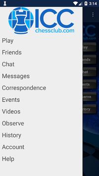 Chess at ICC apk screenshot 2