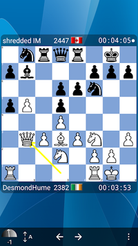 Chess at ICC apk screenshot 3