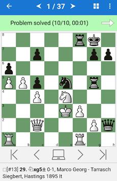 Capturing Pieces 2 (Chess Puzzles) APK screenshot 1