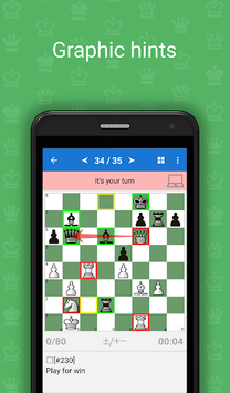 CT-ART 4.0 (Chess Tactics 1200-2400 ELO) APK screenshot 1