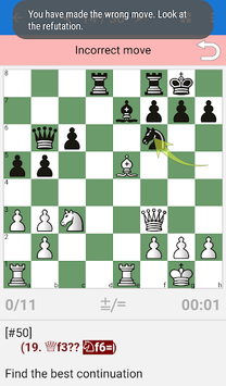 Chess Middlegame V APK screenshot 1