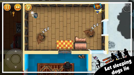 Robbery Bob APK screenshot 1