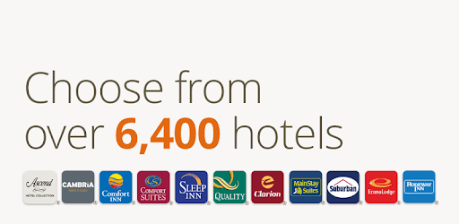 Choice Hotels pc screenshot