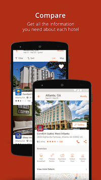 Choice Hotels APK screenshot 1