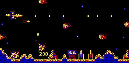 Scrambler – Classic 80s Arcade Game pc screenshot