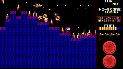 Scrambler – Classic 80s Arcade Game APK screenshot 1