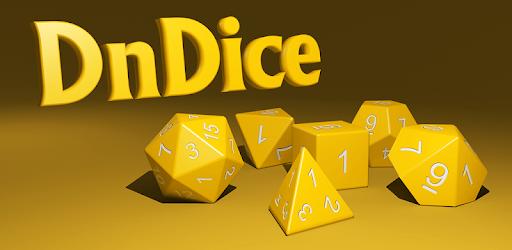 DnDice - 3D RPG Dice Roller pc screenshot