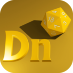 DnDice - 3D RPG Dice Roller for pc icon