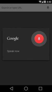 Chrome Dev APK screenshot 1