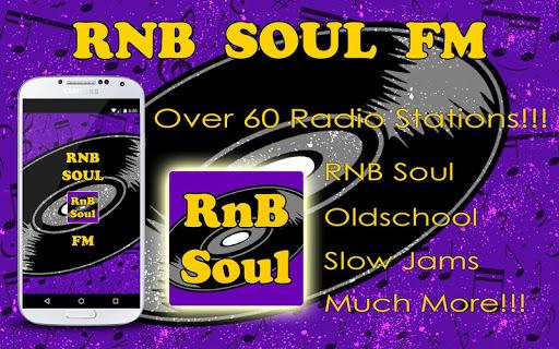 RnB Soul FM APK screenshot 1