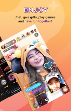 Chums Live APK screenshot 1