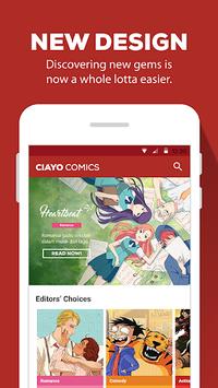 CIAYO Comics - Free Webtoon Comics Indonesia APK screenshot 1