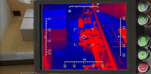 Thermal Camera Simulated pc screenshot