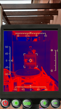 Thermal Camera Simulated APK screenshot 1