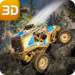 Offroad drive : 4x4 driving game icon