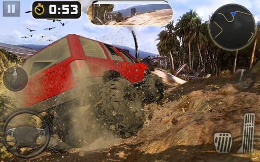 Offroad drive : 4x4 driving game APK screenshot 1
