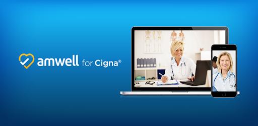 Amwell for Cigna Customers pc screenshot