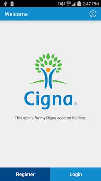 myCigna APK screenshot 1